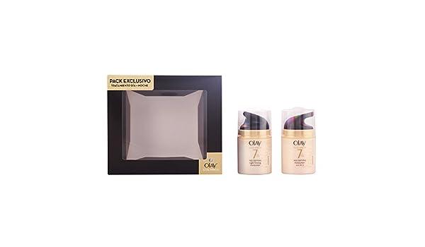Olay - Estuche de regalo Exclusivo Tratamiento Día + Noche Total Effects: Amazon.es: Belleza
