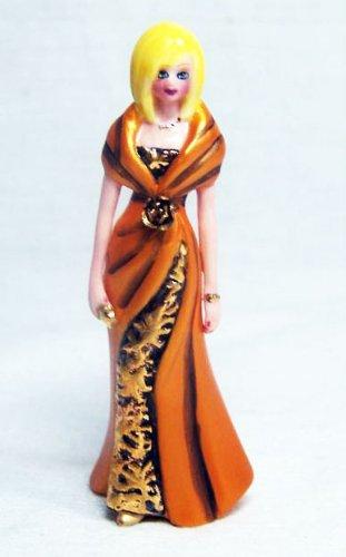 - Royal Doulton Figurine Miniature Glamour Girls ~ Hayley GG5 New Box
