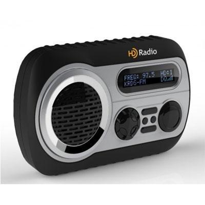 Portable FM HD Radio