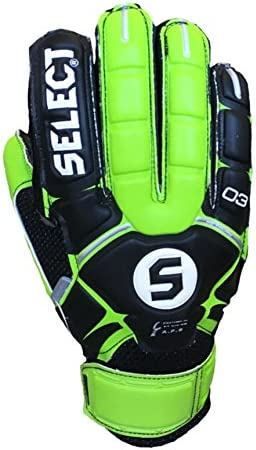 Splay Indoor Goal keeper Gloves Size 10 goalie glove 5 a side 5a-side goalkeeper