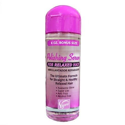 (Polishing Serum for Relaxed Hair )