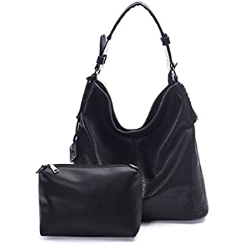 Amazon.com: Leather Purses Hobo Handbags For Womens,DDDH Women's ...