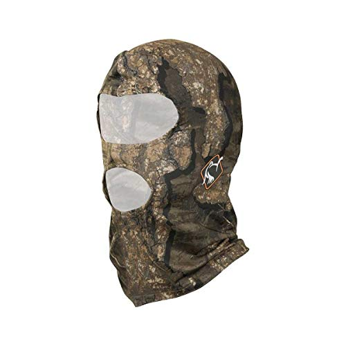 Ol' Tom Performance Full Face Mask Realtree Timber