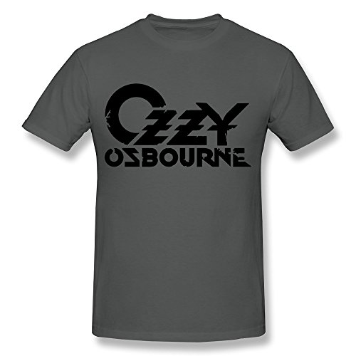 [TIKE Men's Ozzy Ozzy Osbourne Randy Rhoads Shirts Color DeepHeather Size XXL] (St Patrick The Saint Costume)
