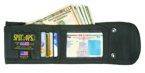 Spec.-Ops. Brand T.H.E. Wallet, Mini Multicam
