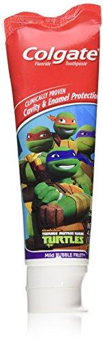 Colgate Kids Teenage Mutant Ninja Turtles Toothpaste - 4.6 o