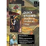 Quick Studies: Studies in Under an Hour (Still Life and Figure Painting) [VHS Video]