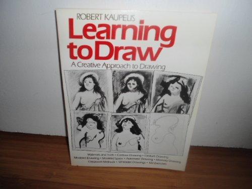 Learning to Draw by Robert Kaupelis (1989-03-02) por Robert Kaupelis
