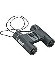 Bushnell - Powerview - 12x25 - Compacte Verrekijker - Zwart - Dakkant Prisma - 131225