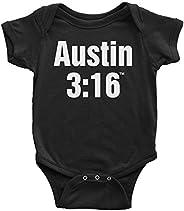 "WWE Stone Cold Steve Austin 3:16"" Baby Cr"