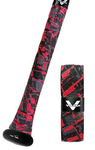 Vulcan Bat Grip Mardi Gras Vulcan 1.75mm Bat Grip