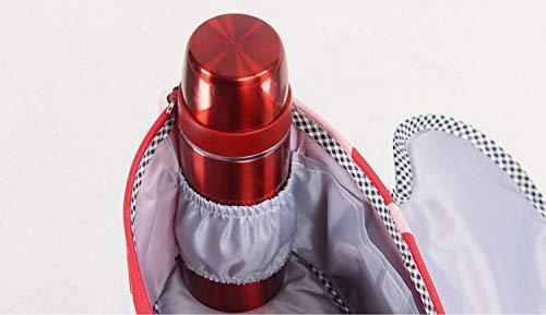 mit Schultergurt Rot wasserabweisend liltourist Kinderwagen Organizer Tasche mit offenem Deckel und Becherhalter f/ür gro/ße Flaschen