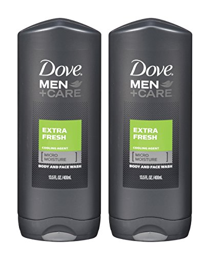 Top dove mens body wash clean comfort