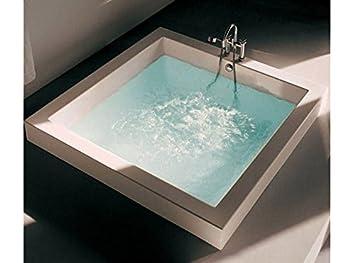 Vasca Da Bagno Grande : Vasche da bagno zucchetti kos grande vasca ad incasso grande quadra