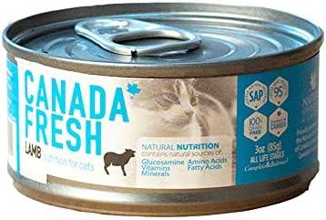 カナダフレッシュ キャット缶 ラムSAP 156g 24缶セット【総合栄養食】