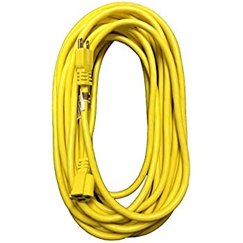 50 Extension Cord Ul Outdoor 12 Gauge Amazon Com