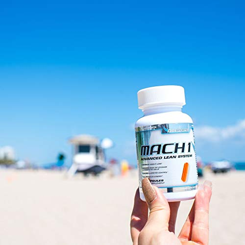 G6 Sports Nutrition Mach 1 Advanced Lean System (Patented Ingredients, Target Fat Cells, No Crash or Jitters) – 60 Capsules by G.Sports (Image #6)