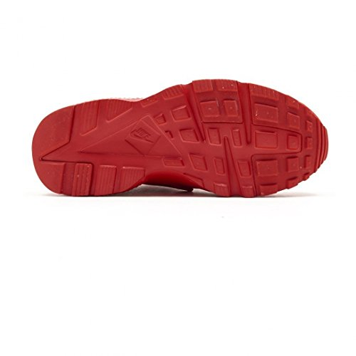 Nike Huarache Little Kid's Running Shoes University Red/University Red 704949-600 (2.5 M US) by Nike (Image #4)