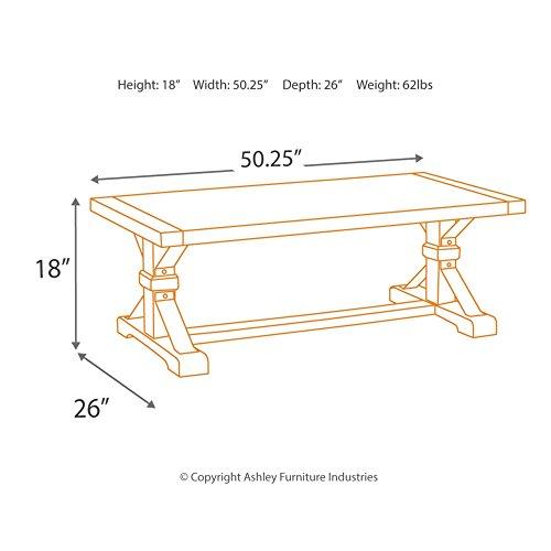Ashley Furniture Signature Design - Beckendorf Casual Rectan