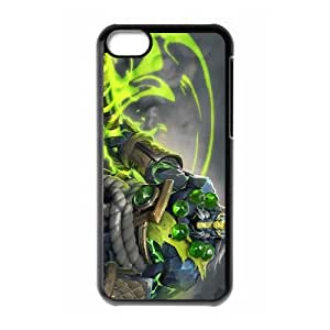 iPhone 5c Cell Phone Case Black Defense Of The Ancients Dota 2 EARTH SPIRIT Tdqxu