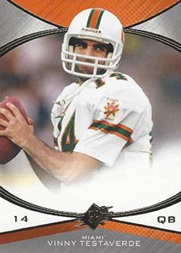 2013 SPx #23 Vinny Testaverde NFL Football Card NM-MT