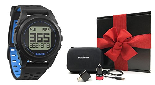Bushnell iON 2 Golf GPS Watch Gift Box Bundle | with PlayBet
