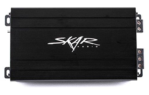 Skar Audio SK-M5001D Compact Monoblock Class D MOSFET Car Amplifier, 500W