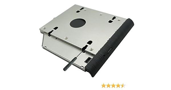 ultracaddy 2 nd HDD SSD Disco Duro Caddy para Acer Aspire E5 – 573 ...