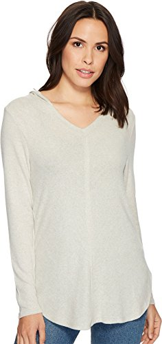 B Collection by Bobeau Women's Sweater Hoodie Boa X-Small