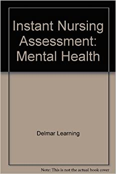Instant Nursing Assessment: Mental Health