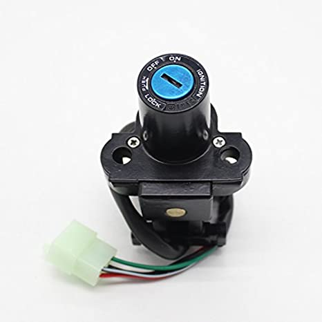 FXCNC Racing Motorcycle 2 Wire Ignition Switch Lock With Keys Fit For Honda CBR600RR 2007-2013,CBR1000RR 2004-2012