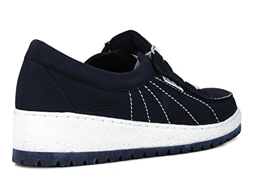 Patent Shoes Lady Leather Navy Mephisto Womens qUF600