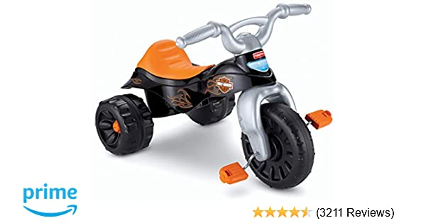 Amazon.com  Fisher-Price Harley-Davidson Tough Trike  Amazon Exclusive    Toys   Games 0a90b1d80