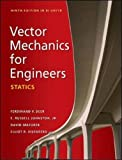Vector Mechanics for Engineers: Statics (Si Units), Ferdinand P Beer, 0071311076
