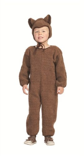 Suit Costume Bear Sale (RG Costumes 70075-S Bear Jumpsuit - Plush - Size)