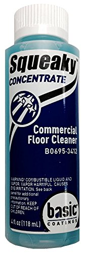 - Basic Coatings SQK CONC H04 Squeaky Cleaner - Concentrate - Cs/12-4 oz, 4 Fluid_Ounces, 7