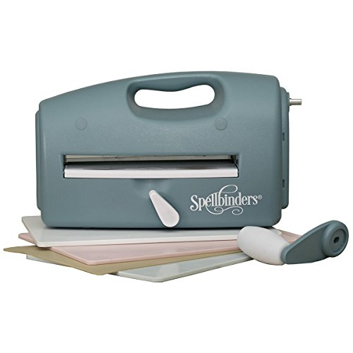 Spellbinders GC-200 Grand Calibur, Teal Die Cutting & Embossing Machine by Spellbinders