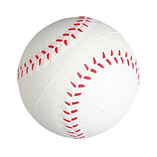 Baseball Stress Ball (Package of 12) by DOMAGRON