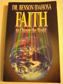 Amazon.com: Faith to Change the World (9781560437604