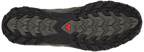 Salomon L37930800, Zapatillas de Senderismo para Hombre Verde (Night Forest /     Night Forest /     Turf Gree)