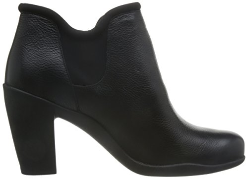 Clarks Adya Bella Black Leather
