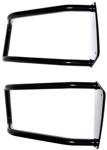 (WARN 74830 Trans4mer Brush Guard - Black)