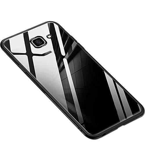 KARWAN back cover For Samsung Galaxy J7 Prime   Glass Black