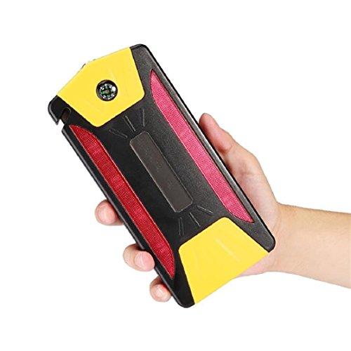 Portable Car Battery Booster/Car Starter Portable Car Starter Emergency Battery Booster Kit/600 A Tip Compass/Intelligent Power Bank: