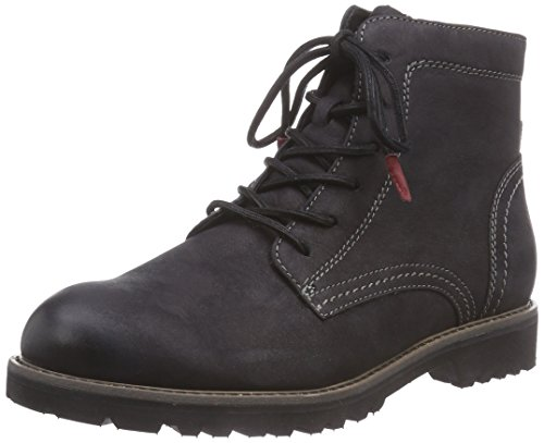 Tamaris 25251 Damen Combat Boots Schwarz (Black 001)