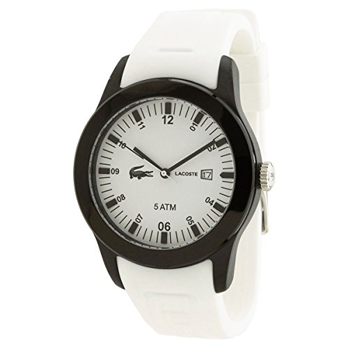 Lacoste Advantage (Lacoste Advantage Silicone - White Men's watch #2010674)