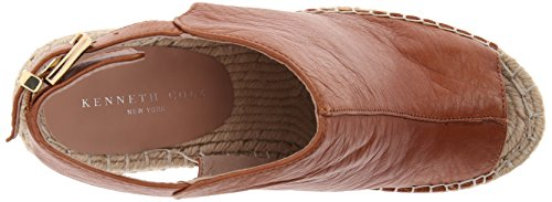 Kenneth Olivia Brown Basse Cole Donna Espadrillas 219 Marrone Medium FfUrFaqwn