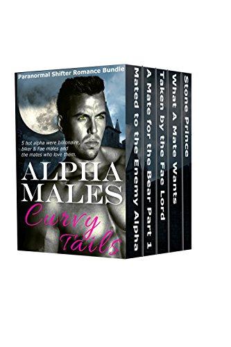 Bargain eBook - Alpha Males Curvy Tails