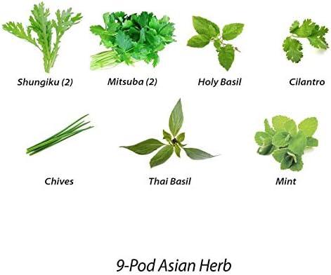 9-pods-Asian-Herbs-Seed-Pod-Kit-for-Aerogarden