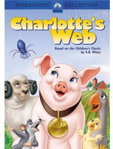 Halloween Story Webs (Charlotte's Web (1973))